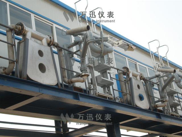 潍坊大地盐化集团现场万迅安装展示图(1)